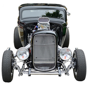 1932 Ford 3-window Roadster