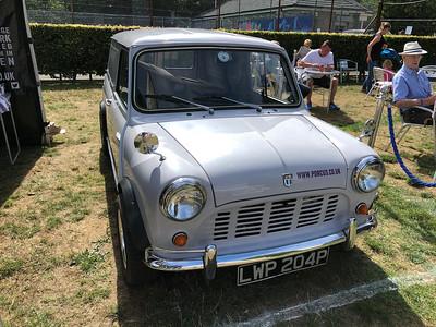 1975 Mini 850 Van