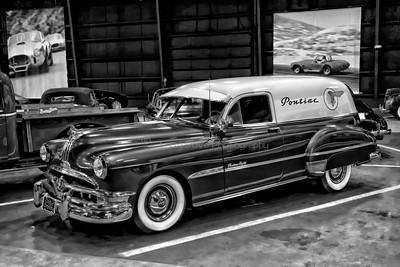 1951 Pontiac Delivery
