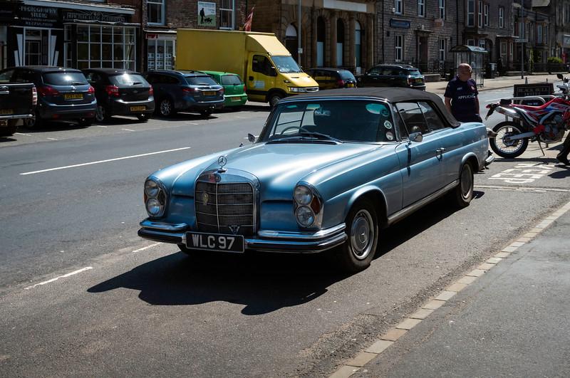 1966 Mercedes-Benz 250 Convertible