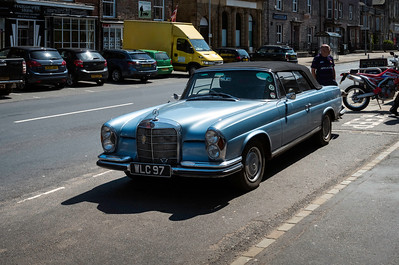 1966 Mercedes-Benz 250 Convertible