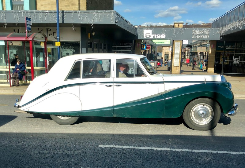 1954 Daimler Empress Mk II