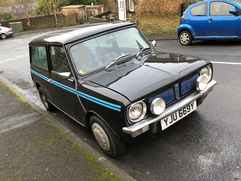 1982 Mini Clubman Estate*