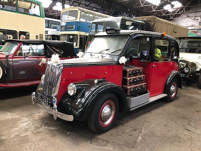 1960 Beardmore Mk7 Paramount Taxicab