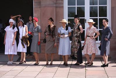 9. Internat. Concours d'Elegance 27.8.2011, Schlossgarten Schwetzingen