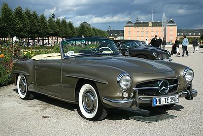 Mercedes-Benz 190 SL, 1962