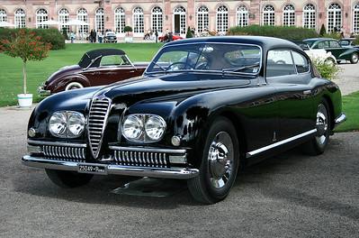 1953 Alfa Romeo 1900 C Pininfarina