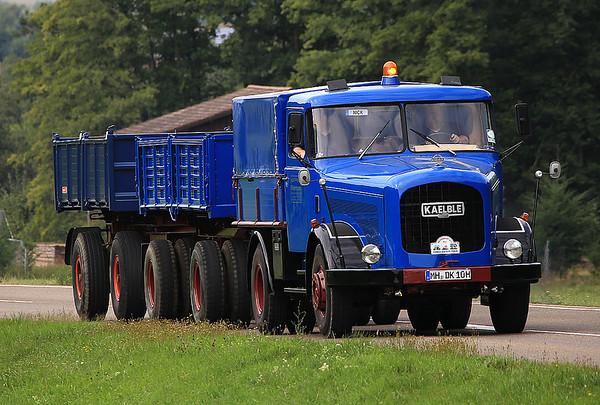 Classic Truck Meeting Wörnitz, Germany