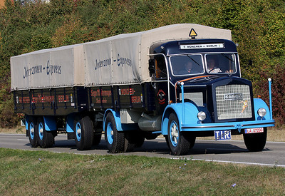 Classic Truck Meeting Wörnitz 2009
