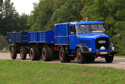 Classic Truck Meeting, Woernitz 2013
