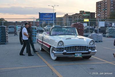 Packard - Winnipeg Classic Car Show @ Pony Corral parking lot on Grant Avenue  8-7-16