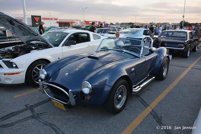 Cobra - Winnipeg Classic Car Show @ Pony Corral parking lot on Grant Avenue  8-7-16