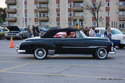 Winnipeg Classic Car Show @ Pony Corral parking lot on Grant Avenue  8-7-16