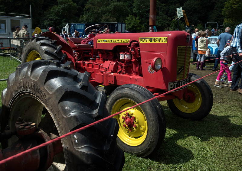 1965 David Brown 770 Selectamatic Tractor