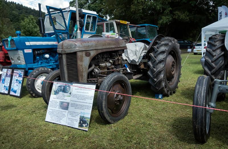 1955 Ferguson TEF 20 Tractor