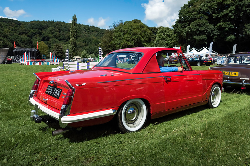 1962 Triumph Herald 1200 Coupé