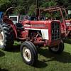International 454 Deluxe Tractor