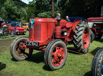 1953 David Brown 30D Tractor