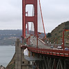 Golden Gate Bridge from the Norh. Early Morning