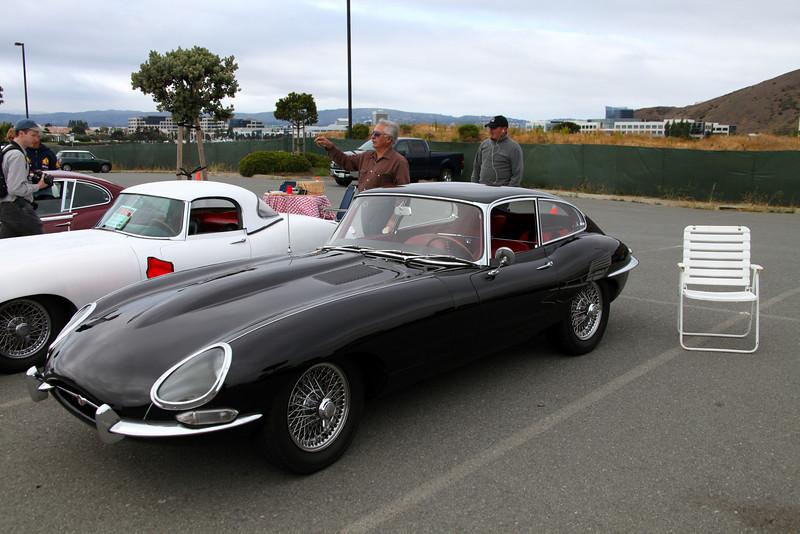Black Beauty - 2+2 XKE Coupe