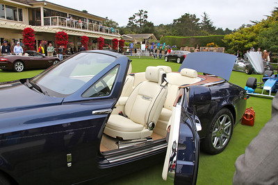 Rolls-Royce Phantom Drophead Coupe Special Concours Edition