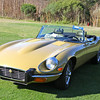 """2010 Hillsborough Concours d""""Elegance, Crystal Springs Gold Club Sept 12th 2010<br /> Our Jag on the 16th fairway"""