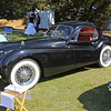 """2010 Hillsborough Concours d""""Elegance, Crystal Springs Gold Club Sept 12th 2010<br /> Dick France's 1953 XK120 Fixed Head Coupe."""