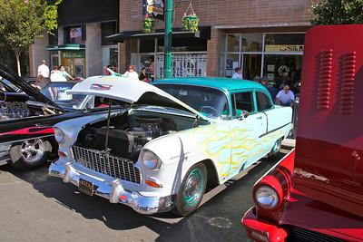 2010 Park Street Motor Show