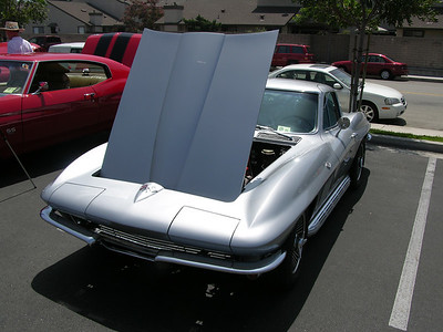 Classic Cars at Enderle Center, Tustin, CA, 2005