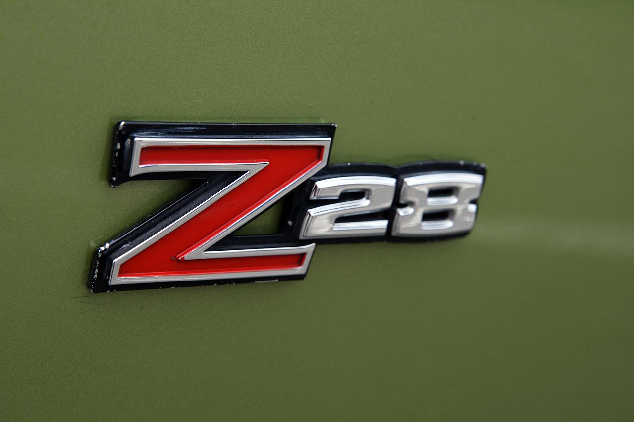 Z28 Camaro Logo