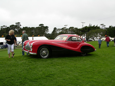 Pebble Beach Concourse 2005