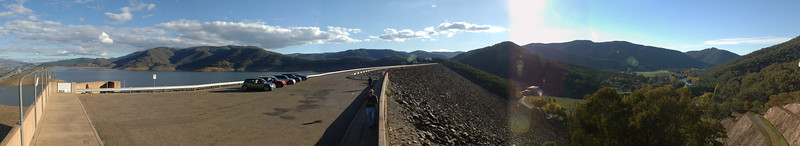 Blowering Dam 2009