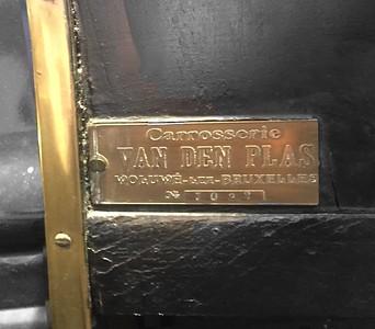 Van Den Plas body tag