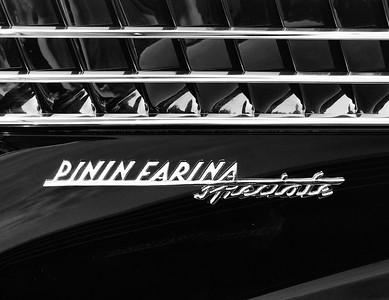 Pinin Farina body tag script. Lancia Astura Pinin Farina Bocca Cabriolet.