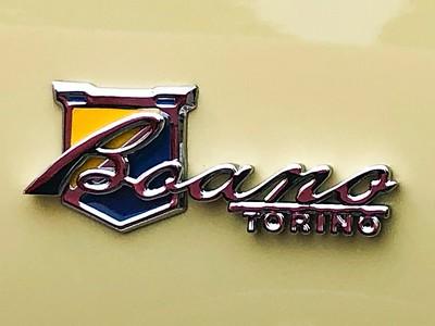 Boano body tag Alfa Romeo 1900C SS Speciale