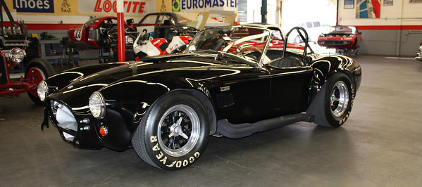 Kirkham Motorsport 427 Cobra. New. Test and tune miles only. Show condition.