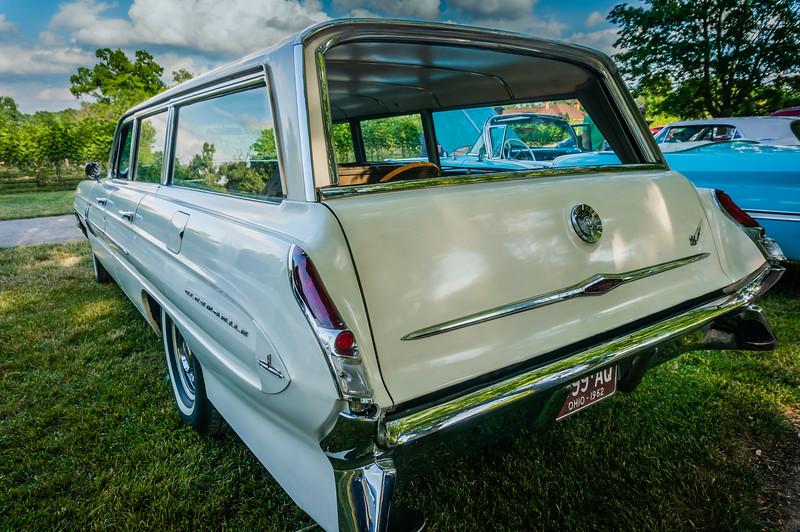 1962 Olds Dynamic 88 Fiesta Wagon