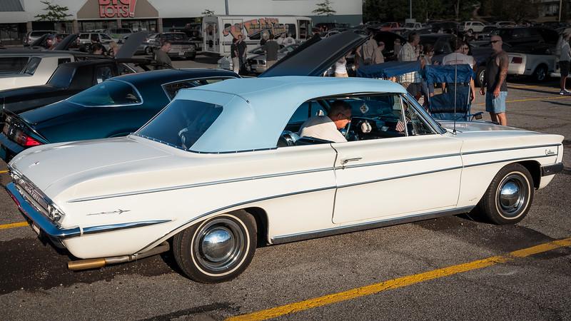 1962 Oldsmobile Cutlass F85