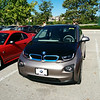 BMW i3 all-electric car.