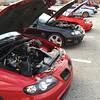 Pontiac GTO row
