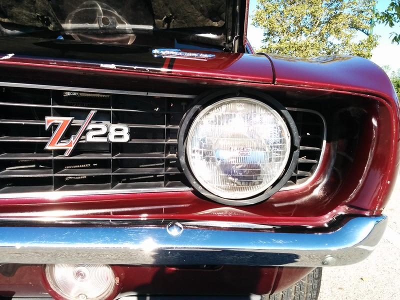 Chevy Camero