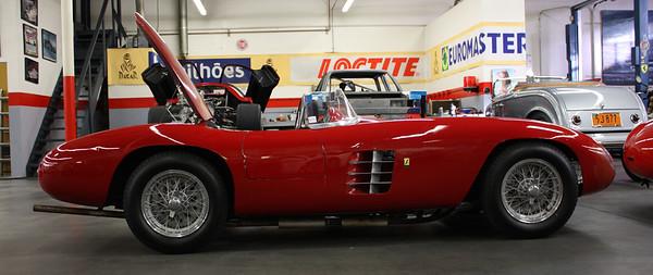 1948 Ferrari 166 by Scaglietti