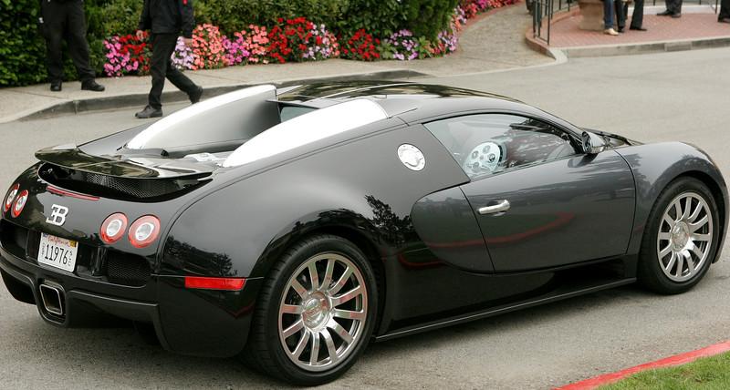 Jay Leno's Bugatti Veyron 16.4 1001-HP