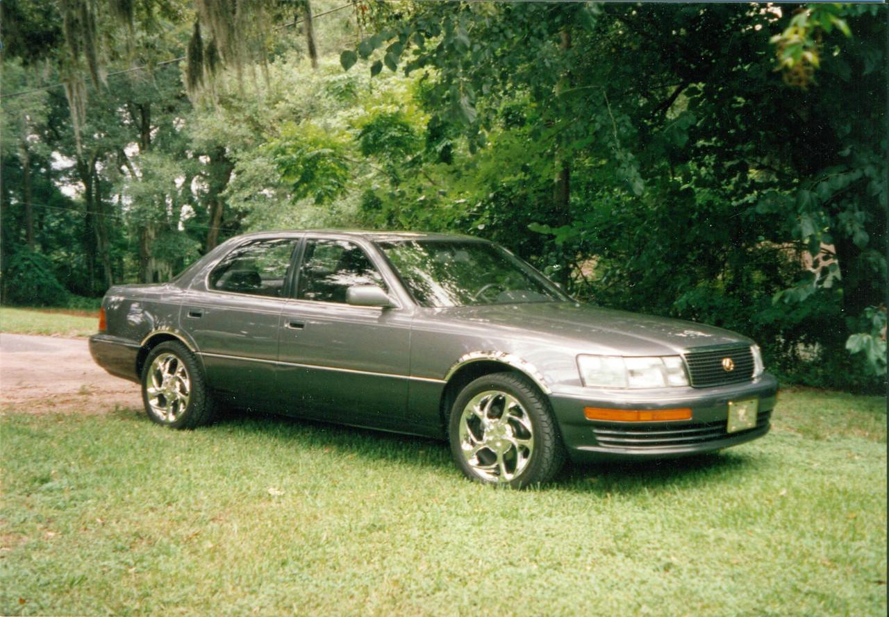 93 Lexus