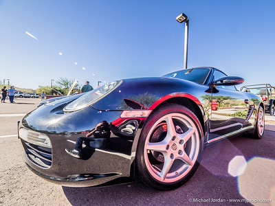 Copper Hills Car Show