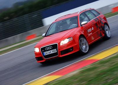Corso Guida Veloce Audi
