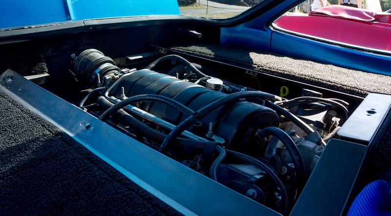 Jim Acker's V8