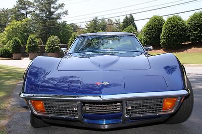 72 Corvette
