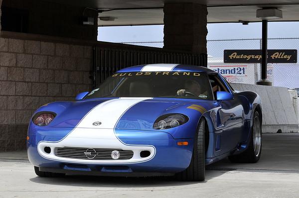Corvette Club Auto Club Speedway