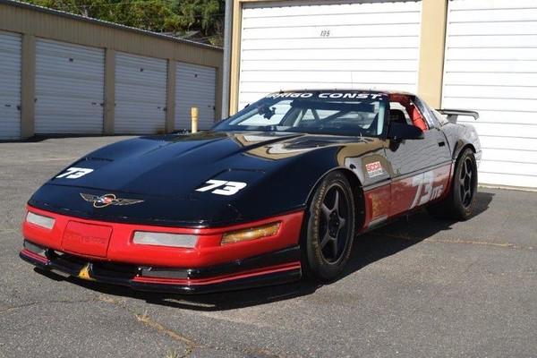 Corvette Race Car Marketplace - corvetteregistry
